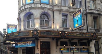 Commercial restoration project - Gielgud Theatre