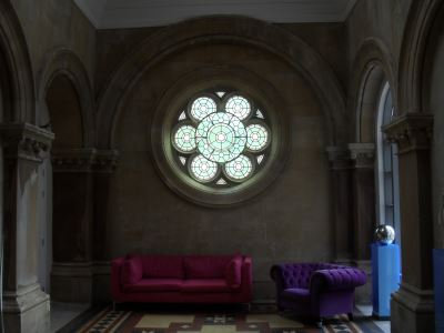Commercial restoration window project - Pro Cathedral, Clifton, Bristol